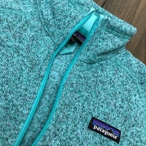 Patagonia Sweaters - Patagonia Better Sweater mint galaha green small
